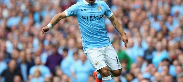 Sergio Aguero. [Photo credit: Zimbio]