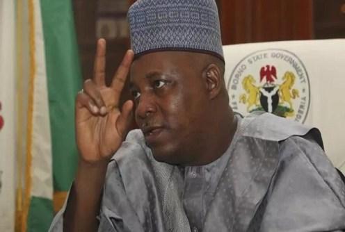 Borno State Governor, Kashim Shettima