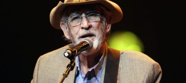 Don Williams. [Photo credit: Mark Humphrey/AP]