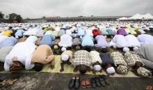 prayer ground