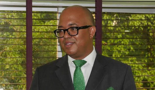 National coordinator, Nigeria Centre for Disease Control, NCDC, Chikwe Ihekweazu [Photo: Health News Extra]