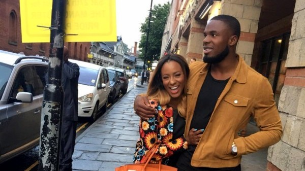 DJ-Cuppy-and-Victor-Anichebe