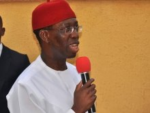 Delta State governor, Ifeanyi Okowa. [Photo credit: Thisday Live]