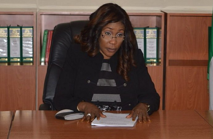 Julie Okah Donli - NAPTIP DG urges lecturers to teach students dangers of trafficking