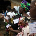 Liberian voters [Photo Credit: Council on Foreign Relations]
