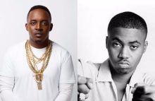 M.I Abaga and Nas, (Chocolate City_Getty)