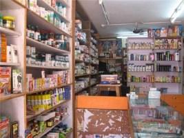 Medicine store