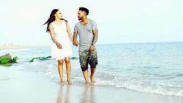 Pre-wedding pictures of Oritsefemi and soon to be bride