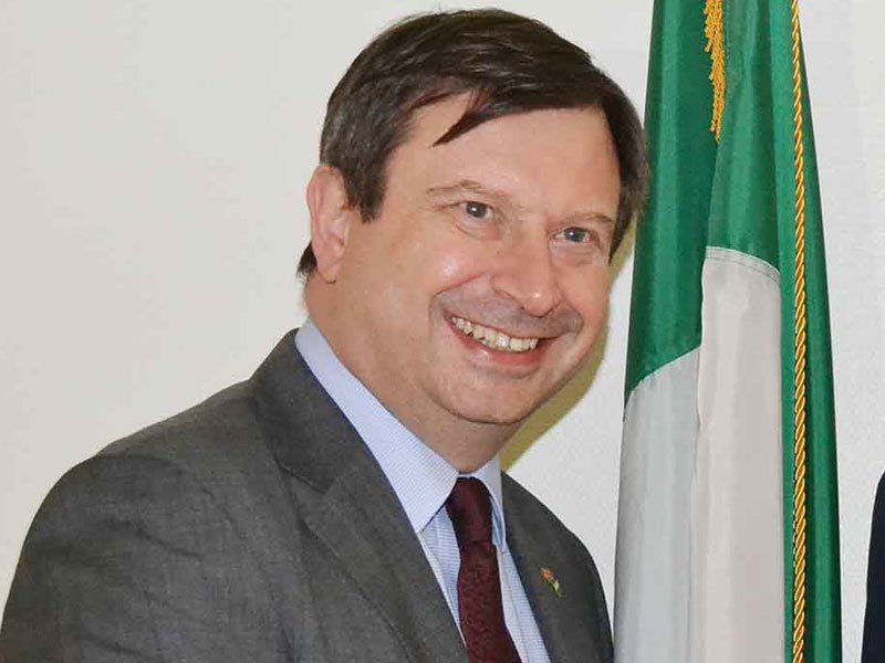 Image result for British High Commissioner to Nigeria, Paul Arkwright
