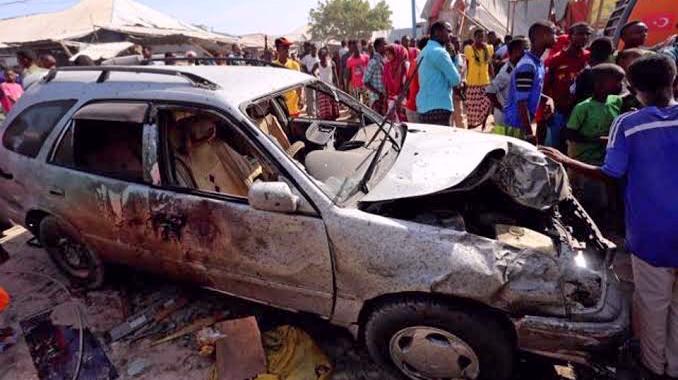 Somalia bombing