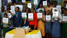The 'Big Tobacco, Tiny Targets' report was launched in Ibadan