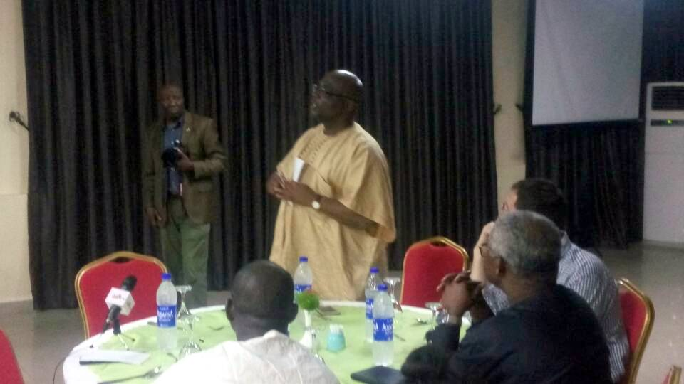 Umrah Banner: Parley Between Nigerian, Ethiopian Journalists Holds In