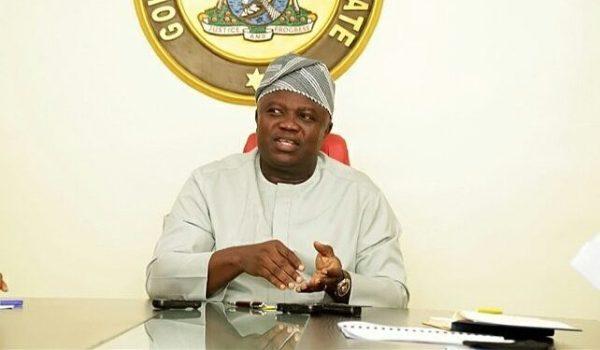 Governor Akinwunmi Ambode of Lagos state
