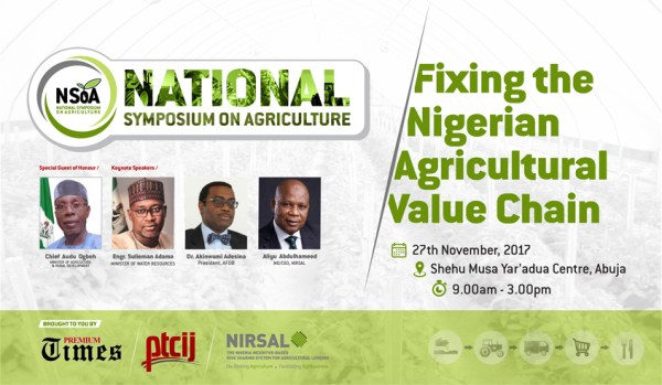 Agric Summit 2017