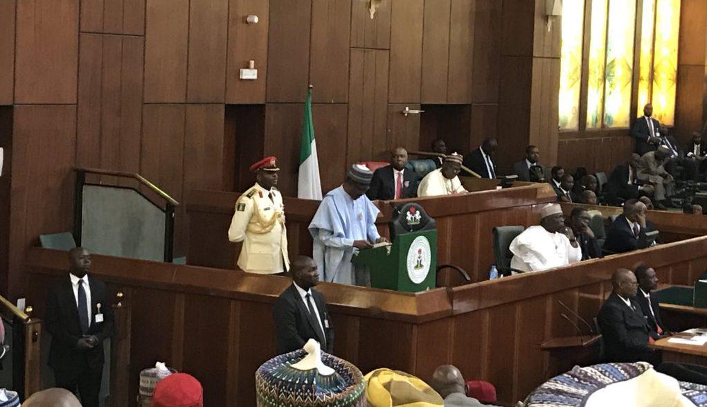 Budget2018: What Buhari told Nigerian lawmakers (FULL SPEECH