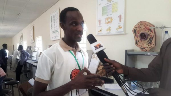 two-day science fair for teachers and students of secondary schools in Yobe state.