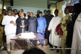 Dapo Olorunyomi iat 60 Birthday Dinner
