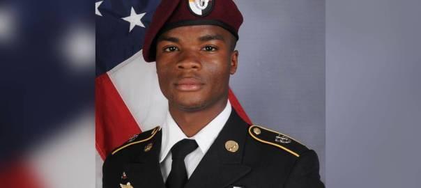 Sgt. La-David Johnson