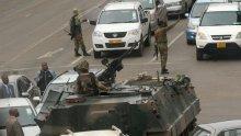 Zimbabwe Military take over (Photo Credit: BBC)