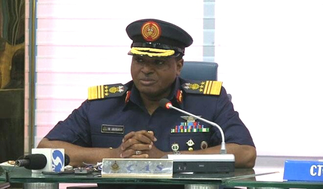 Nigerian Air Force promotes 50 senior officers (FULL LIST