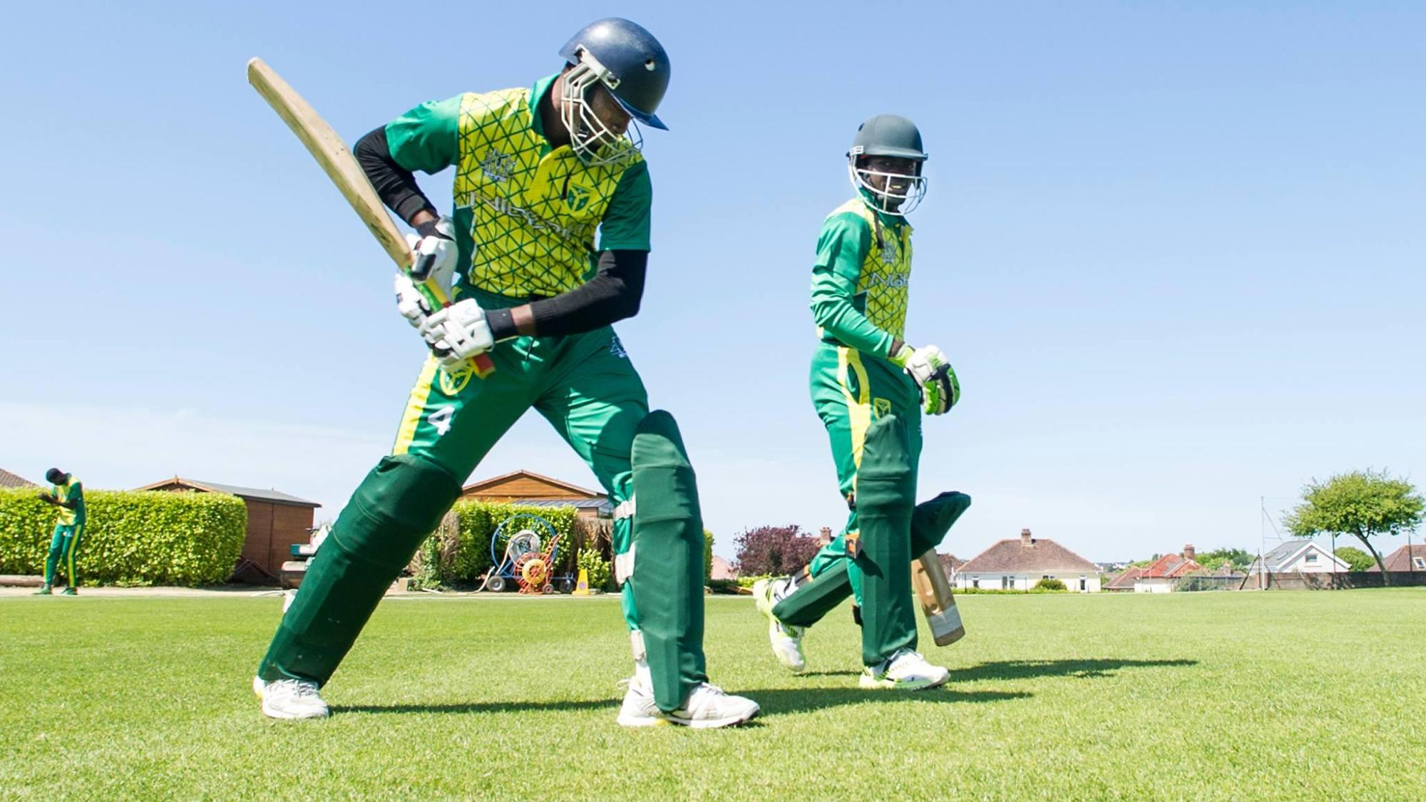 Nigeria qualifies for first U-19 Cricket World Cup