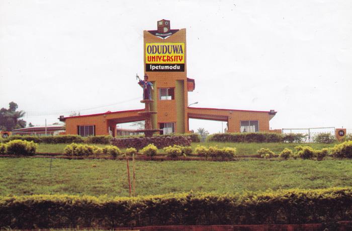 Oduduwa University, Ipetumodu, Osun. [Photo credit: