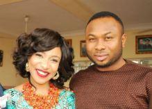 Nollywood actress, Tonto Dikeh and her ex-husband, Olakunle Churchill