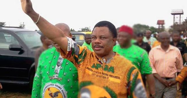 Governor Willie Obiano of Anambra state [Photo credit: THE WILL]