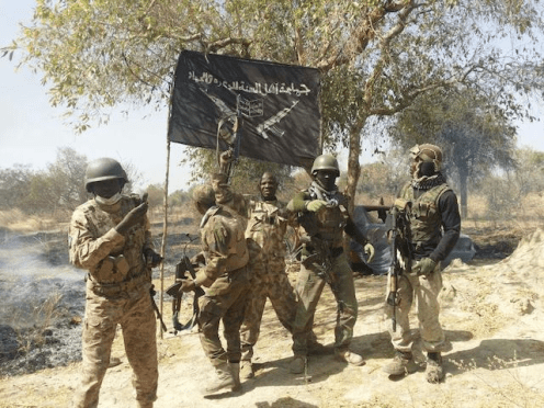 NIGERIAN ARMY: Soldiers repel Boko Haram attack on Magumeri, Borno