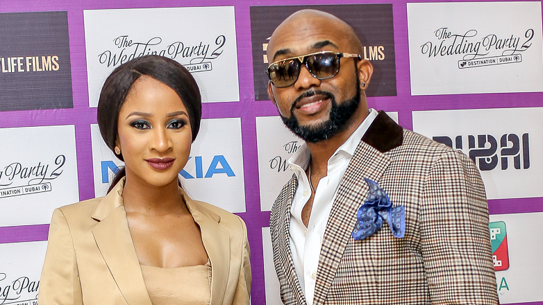 Image result for Banky W Speaks On Life, Love And Spending His First Valentine's Day As A Married Man