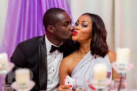 Damilola and Chris Attoh