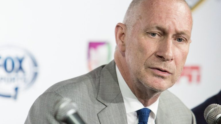 ESPN president John Skipper blames substance addiction for resignation