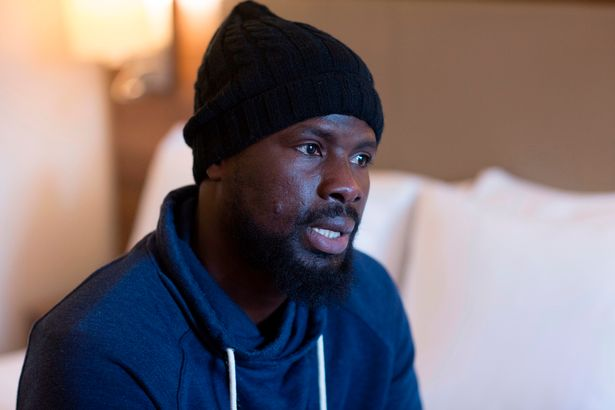Ex-Arsenal defender Emmanuel Eboue in financial ruin
