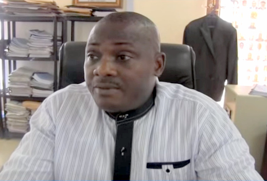 Dr. Innocent Ifediaso Chukwuma, Chairman of Innoson Vehicle Manufacturing (IVM) Innoson Group. [Photo credit: YouTube]