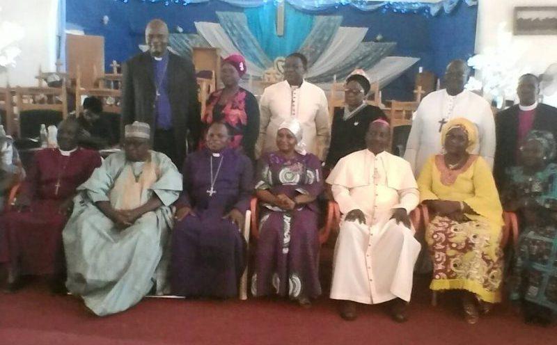 20th anniversary of Bisop Ali Buba Lamido of  St Bartholomew's Anglican Church, Wusasa Zaria.
