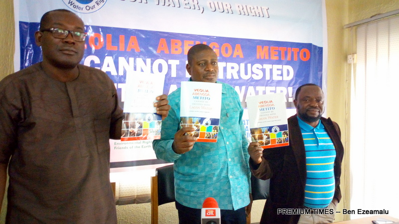 Veolia, Abengoa, Metito Cannot be Trusted with Lagos Water