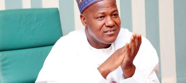 Former Speaker, House of Representative, Yakubu Dogara.
