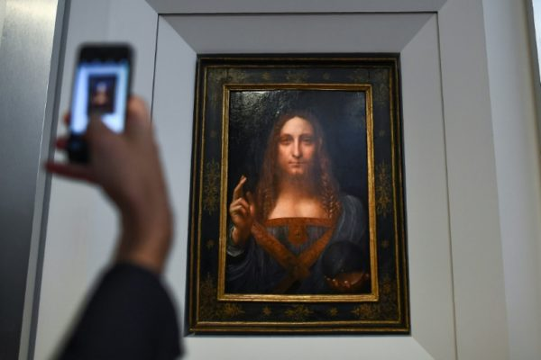 Saudi Prince Identified as Buyer of $450.3M Leonardo Painting