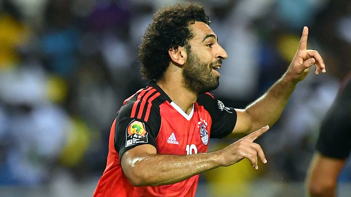 Liverpool and Egypt star Salah named African Footballer of the Year 2017