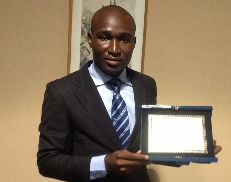 Nigerian teacher, Mr. Itodo Anthony, shortlisted for Global Teacher Prize