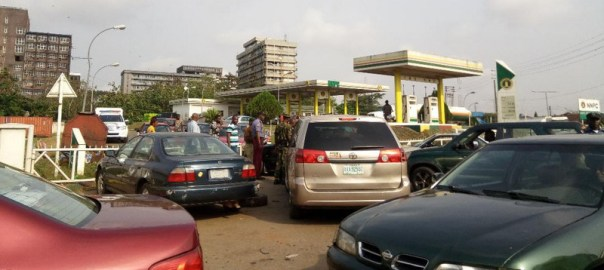 NNPC filling station