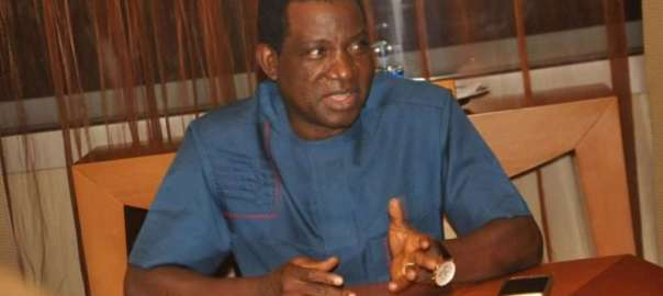 PLateau state governor, SImon Bako Lalong. [Photo credit: Pulse.ng]