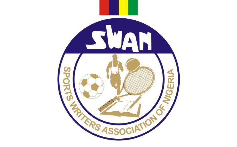 Sports Writers Association of Nigeria (SWAN). [Photo credit: Voice of Nigeria]