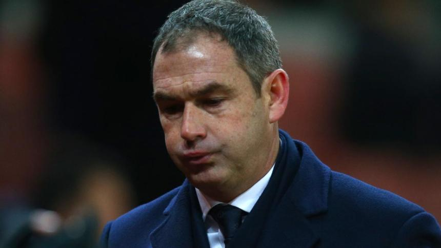 Swansea sack Paul Clement