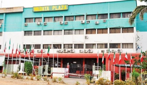Wadata-plaza PDP Headquarters