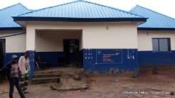 Adikwu-Icho PHC built during Jonathan administration. (Photo taken by Ebuka Onyeji)