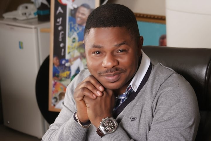 Image result for yinka ayefele