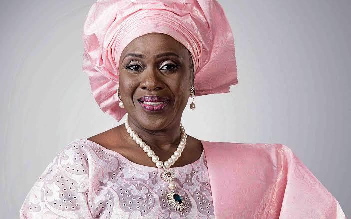 Veteran Nigerian actress, Joke Jacobs