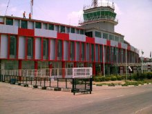 Aminu Kano Airport. [Photo credit: thepost]