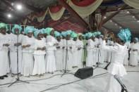 Cross-Over Service held at its Redemption Camp. [Photo credit: Segun Komolafe, CEO SK enhanced image ventures]